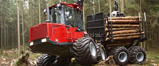 Funcionamiento y mantenimiento de tractores forestales