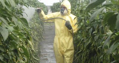 Aplicador/manipulador de plagicidas de uso agrícola (niveles básico y cualificado)