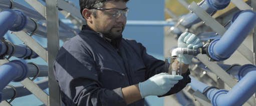 Experto en tratamiento de aguas y contaminación de suelos y aguas subterráneas
