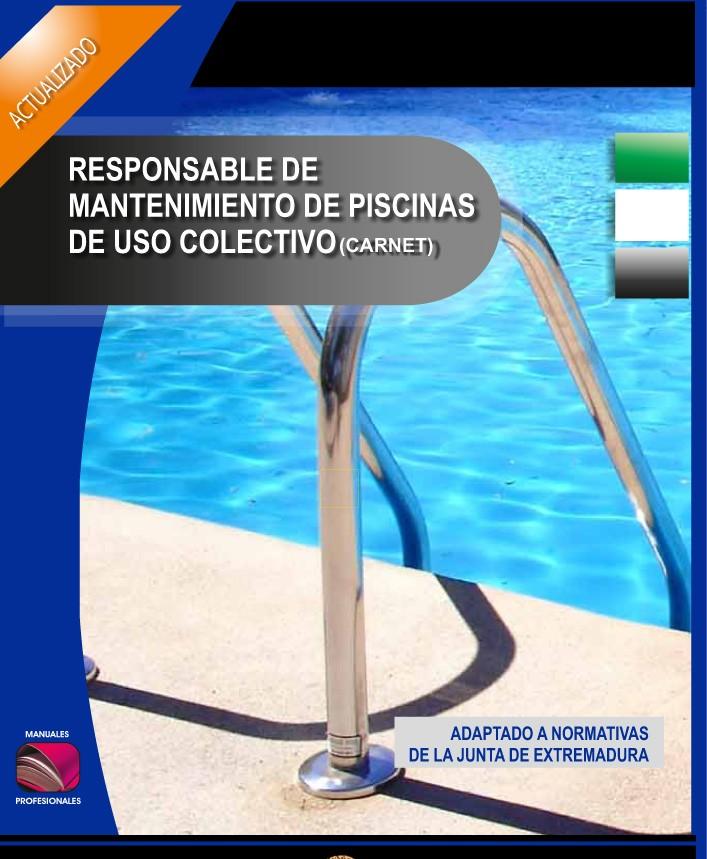 Portada mantenim piscinas - Curso mantenimiento de piscinas ...